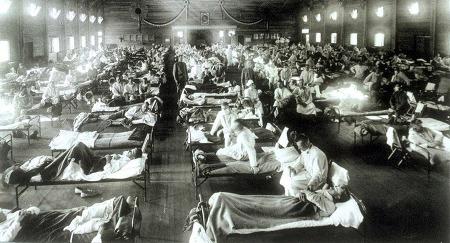 수십만명의 목숨을 빼앗은 강력한 전염병 톱5