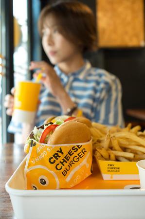 190909 _ 부천 수제버거 '크라이치즈버거 Cry Cheese Burger'