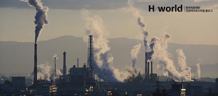 [komef ifc종합검진센터] 대기오염과 실내공기오염