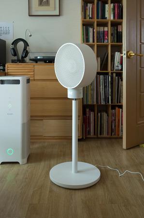 """쿨린 허니콤 팬 스탠드 12인치 (쿨린 허니콤 선풍기 Coolean Honeycomb Fan Stand 12"""")"""
