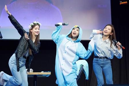 [18.03.24]에이프릴(April) 제일라아트홀 팬사인회 by 전바이러스