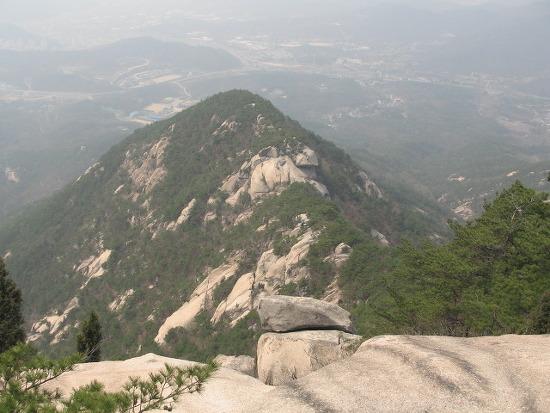 북한산등산코스 : 삼각산의 오지탐험 제23탄-용출서능선