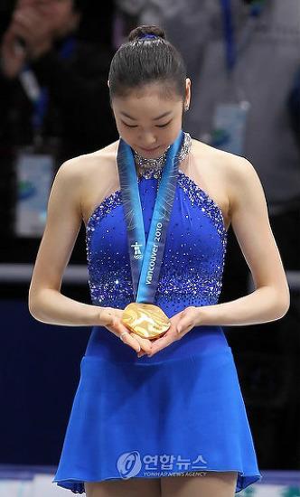 현 피겨의 끝, 김연아의 11번 세계최고기록