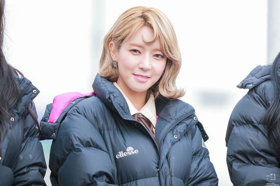 170105 Mnet 엠카운트다운 상암 CJ E&M 센터 미니팬미팅 <초아>