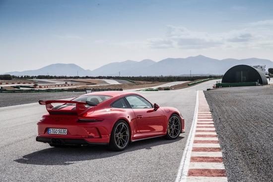 911.2  베이스로 만든 최강의 포르쉐 911. 신형 911 GT3의 사진 수십장