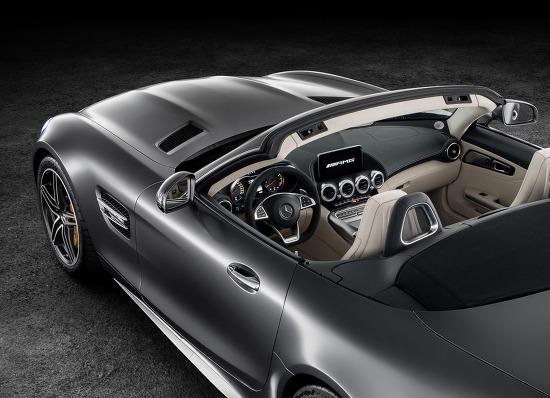 2017 메르세데스-AMG GT C &  GT 로드스터 멋진 사진들만 원본으로