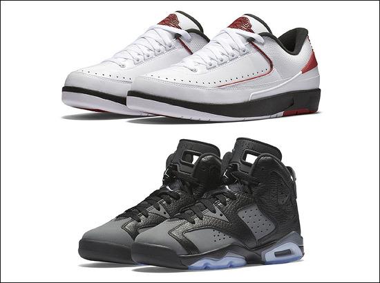 <건대나이키> Air Jordan 2 Retro Low & 6 Retro BG | 에어 조던 2 레트로 로우 & 6 레트로 BG 발매 정보.
