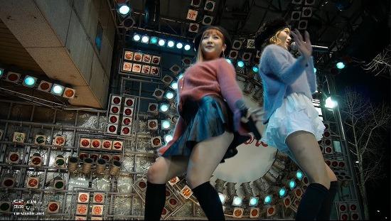 [16.12.04] 동대문신발콘서트 제이영(J-Young ) 트로트 메들리 직캠 by 황금미소