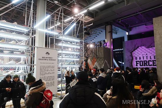 1201-1203 : 나이키 에어포스원 35주년, 나이키 배틀 포스, 아트모스 서울, 현대카드 트래블 라이브러리, 쿠킹 라이브러리, 교동 전선생, 치킨쉑