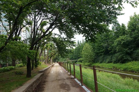 인천 종주길 6코스 : 인천대공원역 ~ 인천대공원 습지원 ~ 장수천 ~ 오봉산 입구