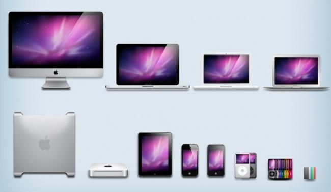 애플 제품 사용법 강의.