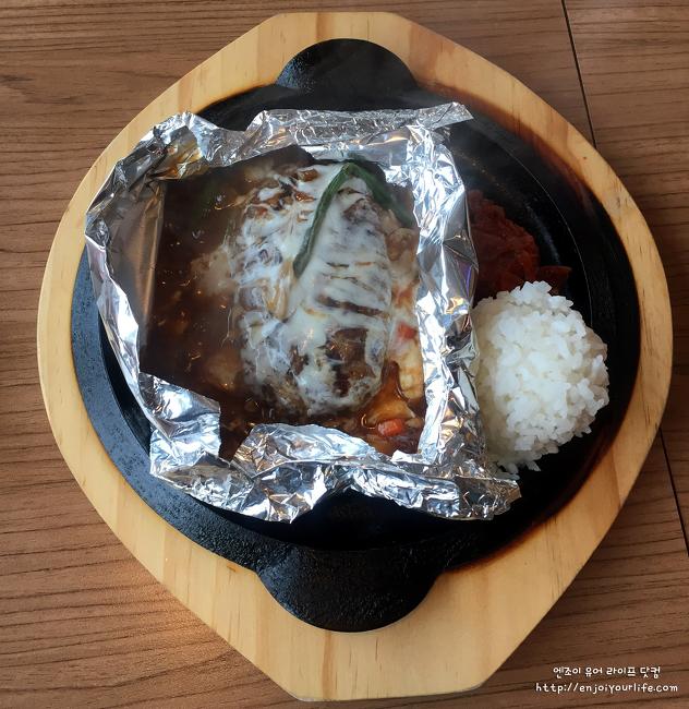 → 남양주(진접) 함박스테이크 전문 '로드함박' 솔직 후기 - 국립수목원/진접 맛집??