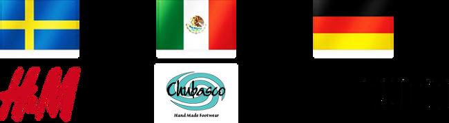 [월드컵 스페셜]스웨덴, 멕시코, 독일 브랜드 여름 아이템 추천
