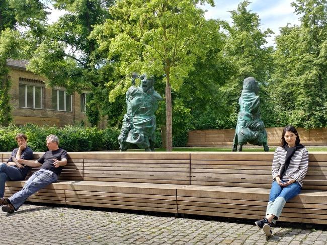 베를린 4. 베르그루엔과 샤프-게르스텐베르크, 두 개의 작은 미술관