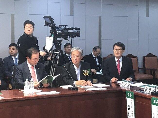 지방의회공무원법 재정을 위한 정책토론회