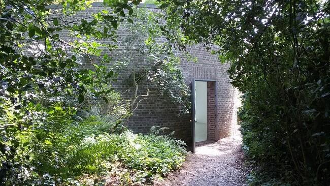 [PLUS+] 독일 노이스의 인젤홈브로이히 미술관(Museum Insel Hombroich). 예술과 자연, 나와 함께 보내는 시간