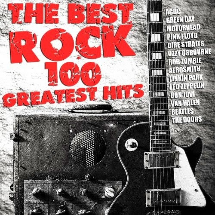 The Best Rock - 100 Greatest Hits