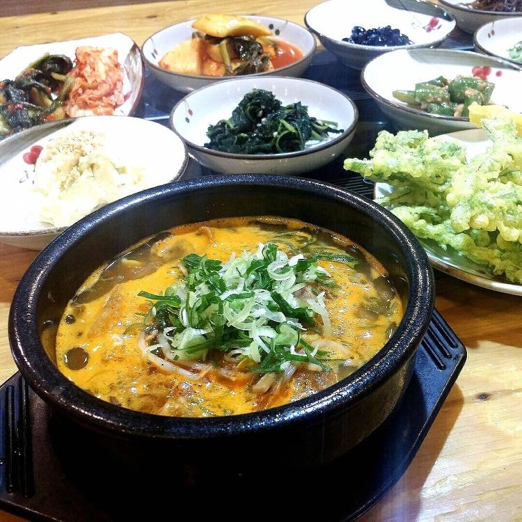 한우소고기국밥 점심 6천원