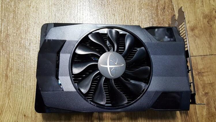 대체로 만족스러웠던  XFX RADEON RX 460 BLACK Wolf Mini OC DDR5 2G