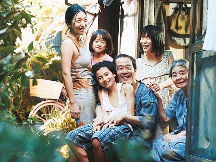 어느 가족-가족의 의미를 한번더 생각하게 하는 영화