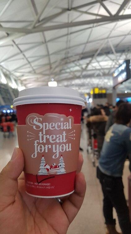 대한항공 KE765편 인천 → 삿포로 신치토세 국제공항