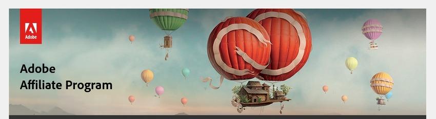 블로그 수익금 : 어도비 제휴프로그램 (Adobe Affiliate Program) 신청방법