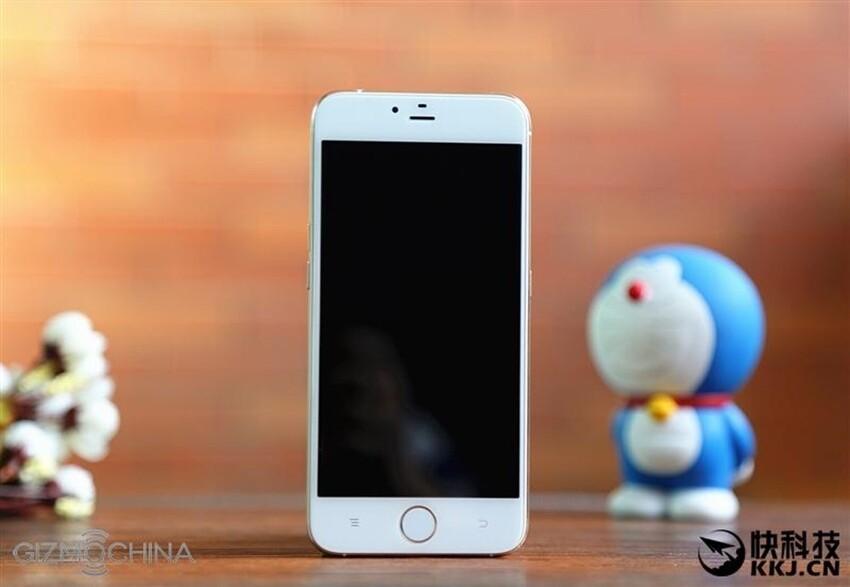 아이폰6s 플러스 닮은 중국 스마트폰 Doov L8 Plus