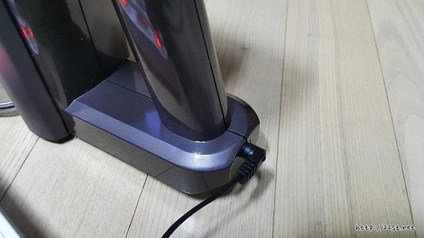 디베아 F6 무선 청소기의 새역사를 쓰다.