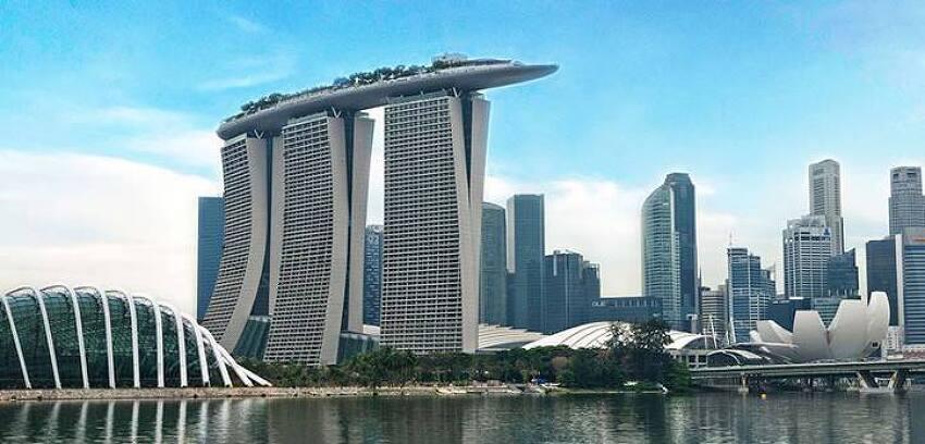 [18년도 여름휴가] 1. 싱가포르 마리나베이 샌..