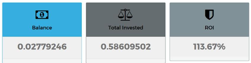 마이닝 봇, 수익률 113.76%  돌파, 크리스마스..