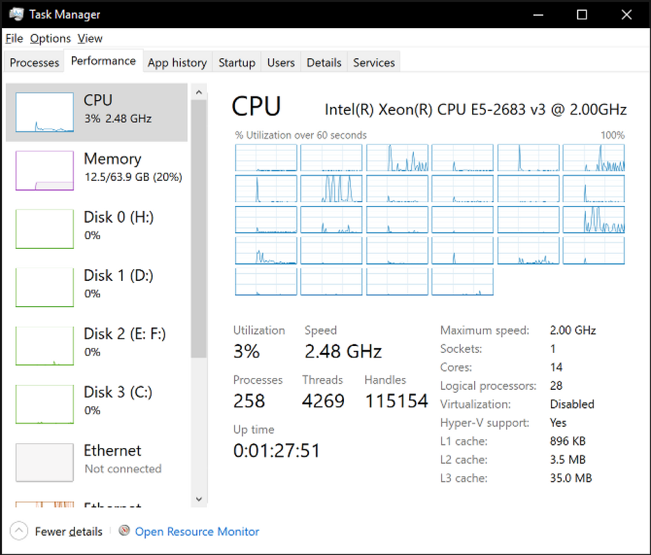 서버 그래이드 하드웨어를 가정에서 쓸 때 장단점