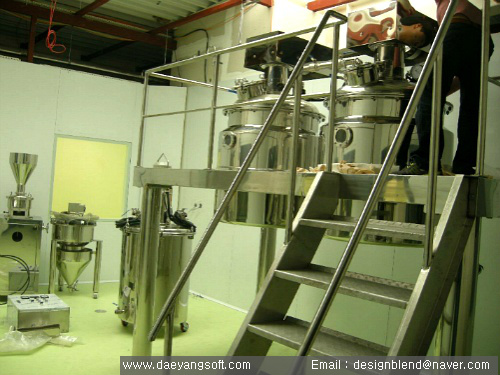 Installation of softgel machine in Europe - 02