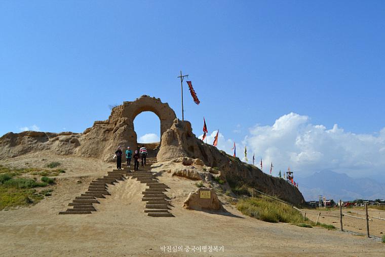 중국의 헐리우드 - 은천 서부영화성(西部影视城) (영하회족자치구 1-2호)