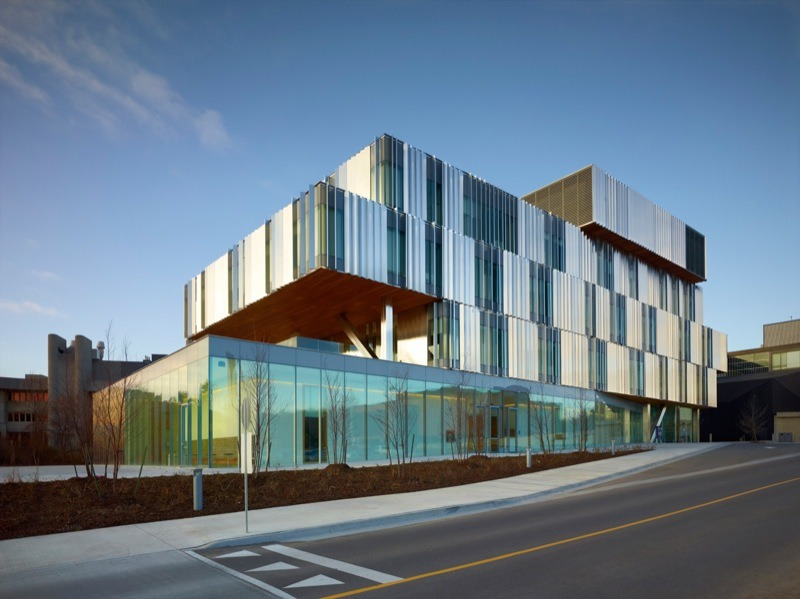 *토론토 헬스 사이언스 컴플렉스 [ Kongats Architects ] University of Toronto's Health Sciences Complex, Canada