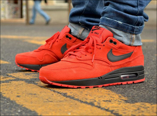 best website ae160 9239b Nike Air Max 1 Pimento