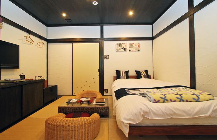 저렴한 요금에 온천있는 방에서 하루, 유후인 온천 료칸 키라라 ...