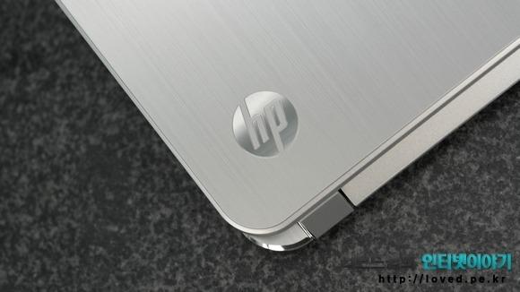 HP 엔비 스펙터XT 재질은 알루미늄