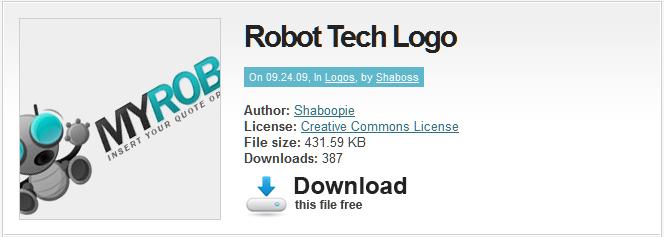 Robot Tech Logo