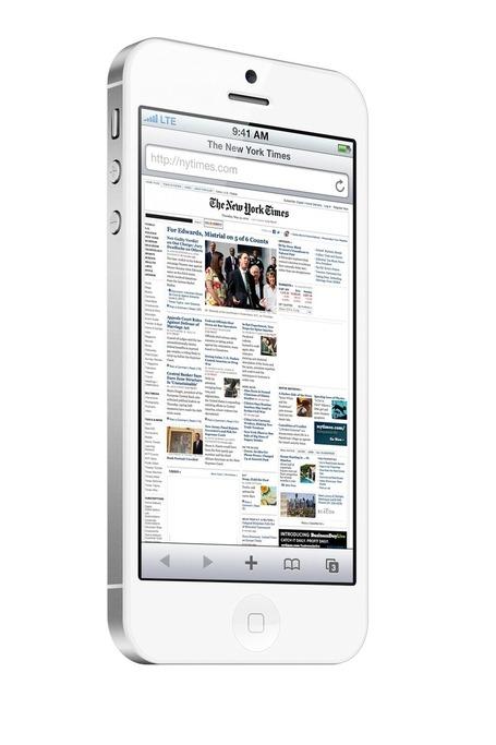 아이폰5 디자인