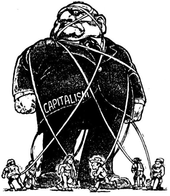 이미지 출처: 구글 이미지 검색, http://web-prowler.blogspot.com/2010/11/capitalism-class-struggle.html