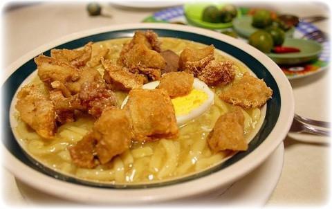 말레이시아 요리...국민요리는 '굴라이'