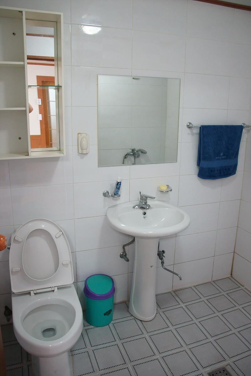 큰방화장실