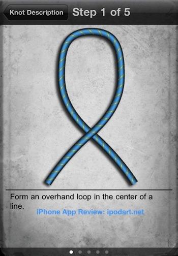 What Knot To Do 캠핑 낚시 등산 야외활동 매듭법 아이폰 아이패드