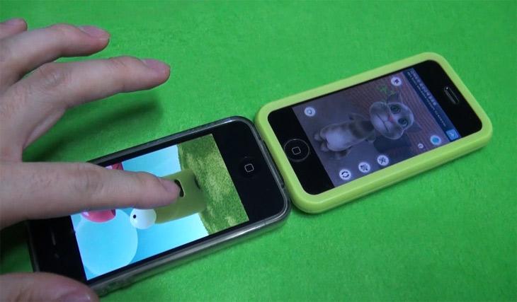 IT, 아이폰4, 아이폰3, 토킹톰, 토킹Gual, Talking Tom, Talking Gual, 토킹 어플, 아이폰4 토킹, 아이폰3 토킹, 토킹어플, 재미있는, 연인, 놀이, 실험