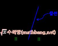 삼각형의 중선