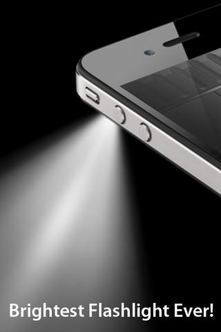 아이폰 손전등 어플 1
