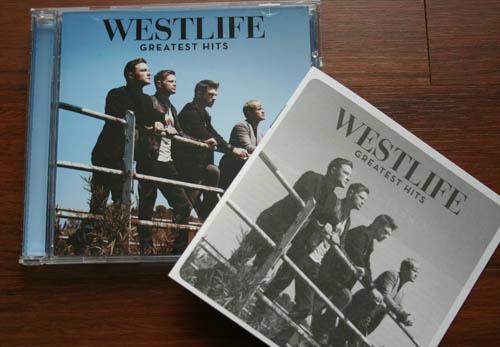 웨스트라이프(WESTLIFE)의 고별 앨범 - GREATEST HITS