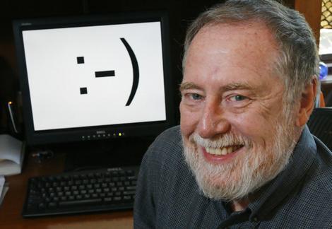Fahlman교수와 Smiley