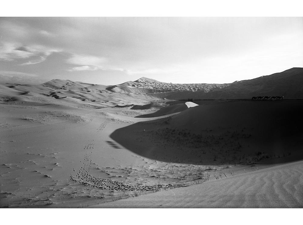 바단지린사막 그리고 라브랑스
