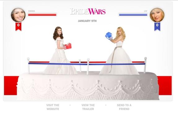 신부들의 전쟁 게임